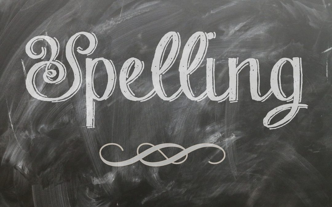 Spelling Instruction – Why We Should Care and What We Can Do